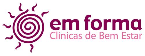 Clínica em forma Logo